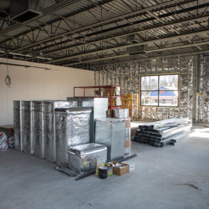 Industrial Build-out