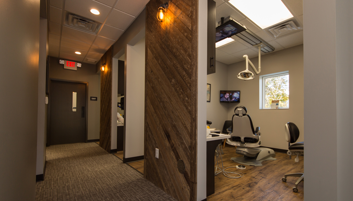 Hamilton Dental Designs Treatment Rooms