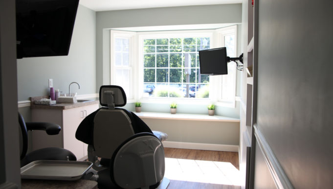 Harvest Dental Treatment Area