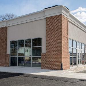 Firehouse Shoppes Exterior