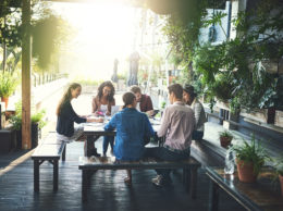 Building Outdoor Working Spaces that Create Comfort for your Employees